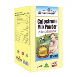 Colostrum Milk Powder: For children suffering from malnutrition, anorexia, rickets malabsorption